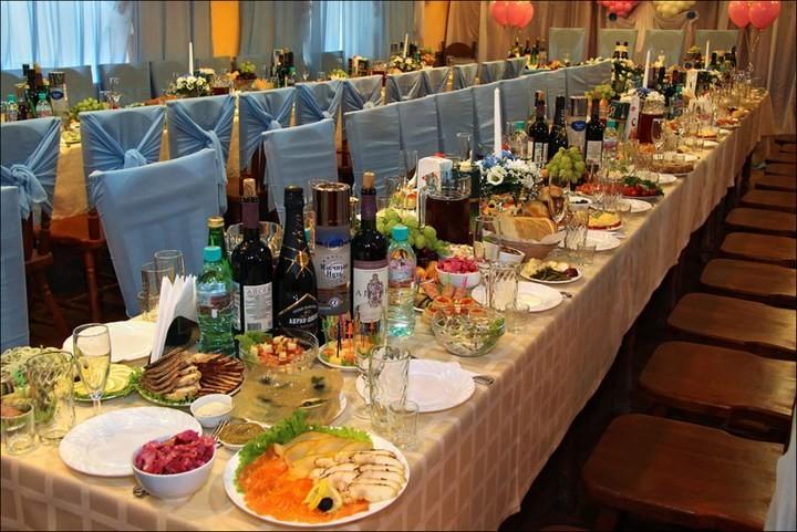 Свадьба в русском стиле, или пусть душа поет! (3)