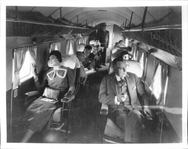 История первого класса в самолетах (3)