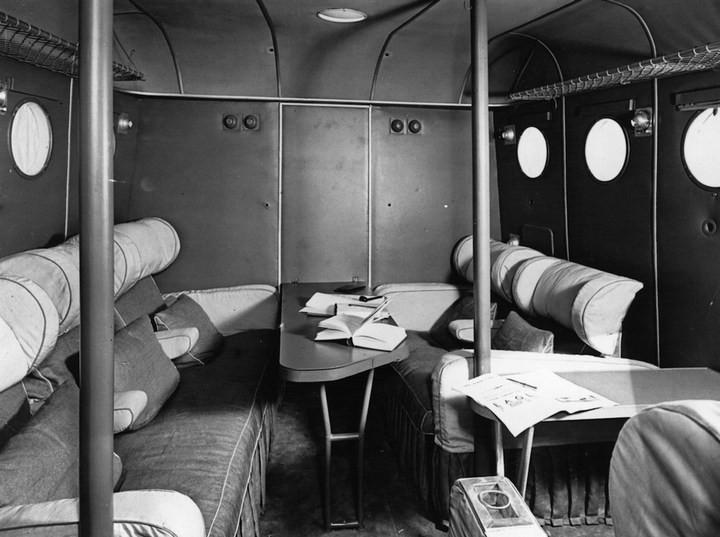 История первого класса в самолетах (8)