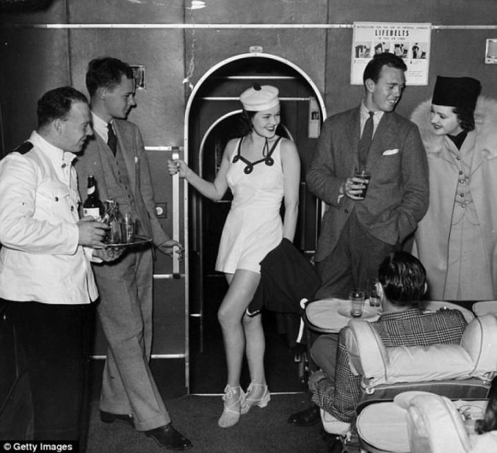 История первого класса в самолетах (15)