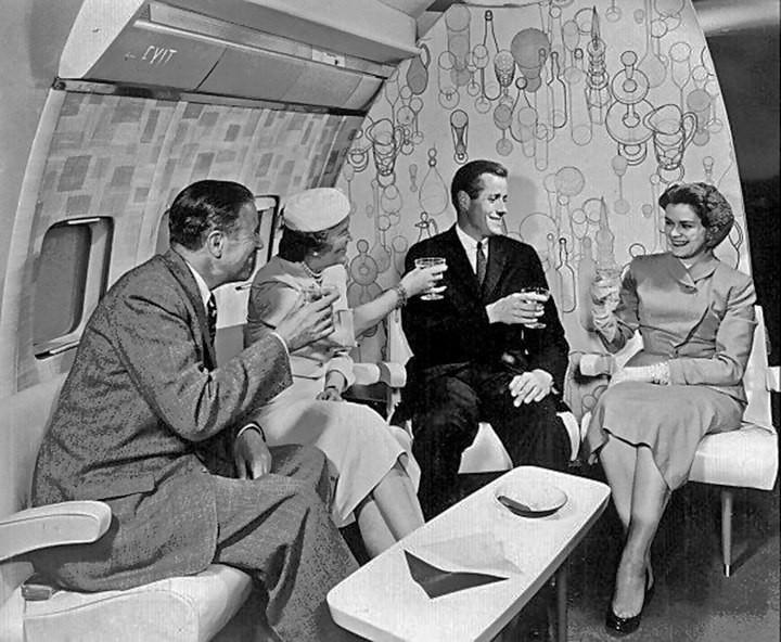 История первого класса в самолетах (23)