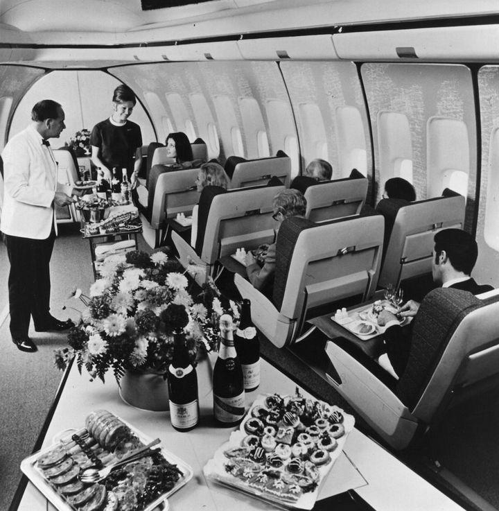 История первого класса в самолетах (26)
