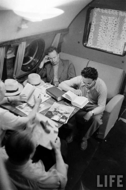 История первого класса в самолетах (37)