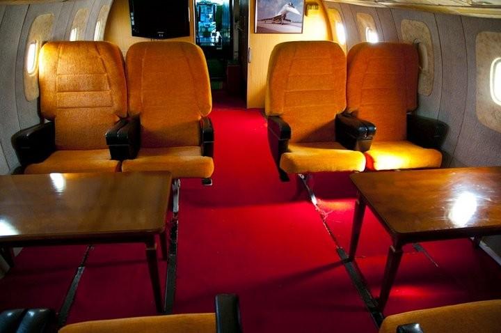 История первого класса в самолетах (47)