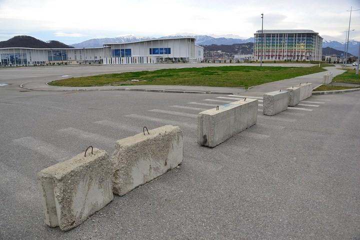 Олимпийский парк, год спустя (2)