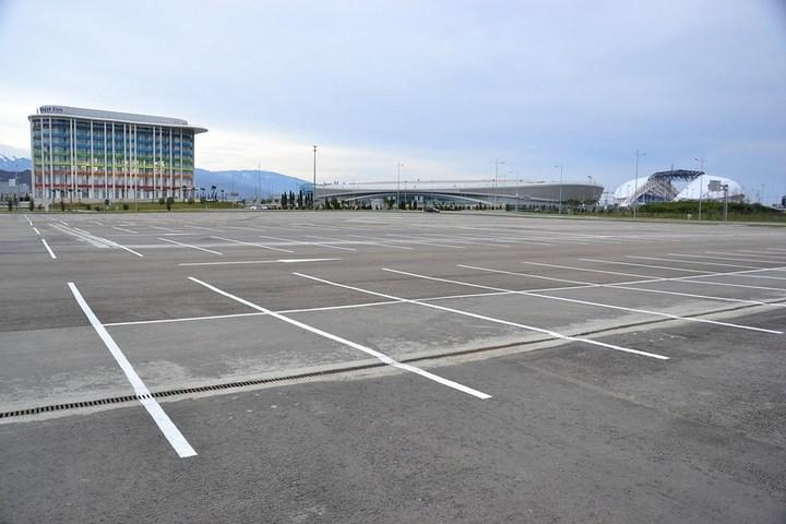Олимпийский парк, год спустя (3)