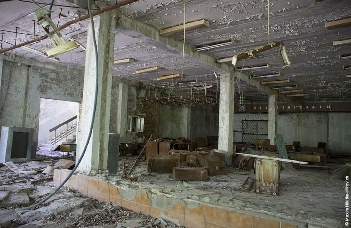 Мародёры Чернобыля (4)