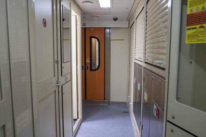 Новый двухэтажный поезд РЖД (5)