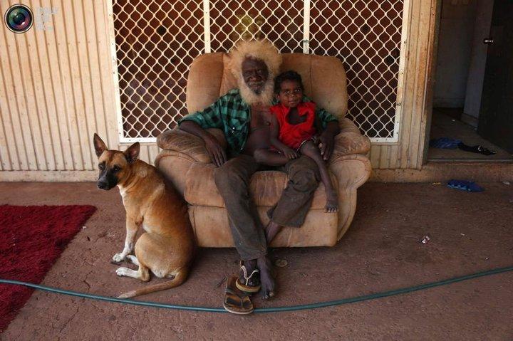 Как живут австралийские аборигены Йолнгу (5)
