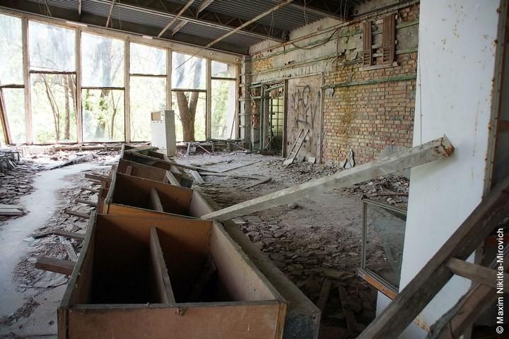 Мародёры Чернобыля (6)