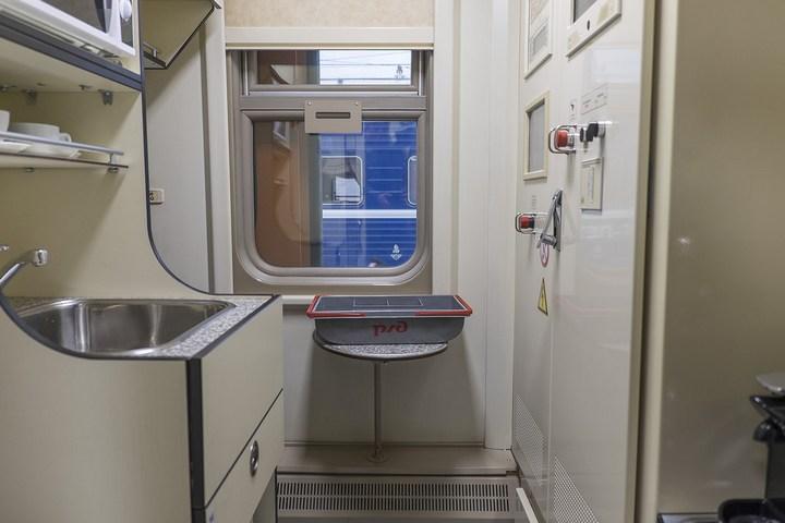 Новый двухэтажный поезд РЖД (7)