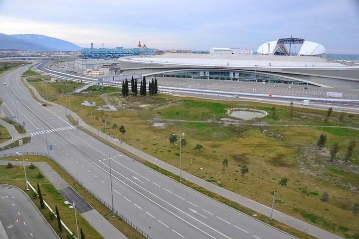 Олимпийский парк, год спустя (8)