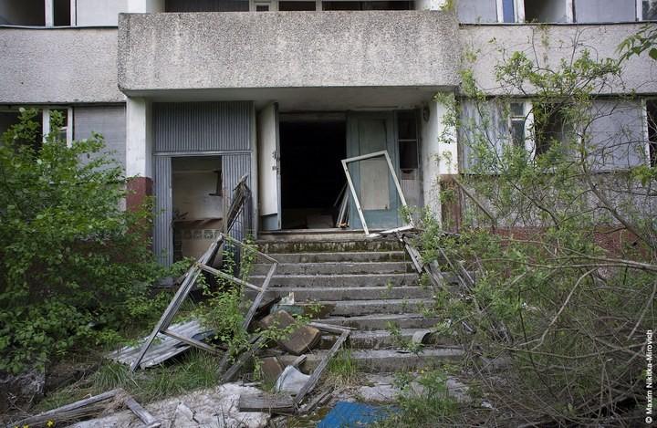 Мародёры Чернобыля (9)