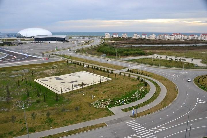 Олимпийский парк, год спустя (10)