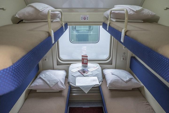 Новый двухэтажный поезд РЖД (12)
