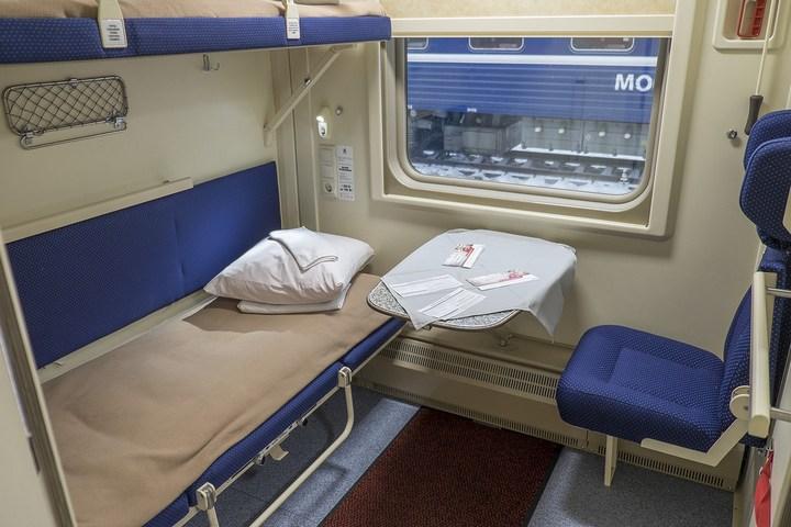 Новый двухэтажный поезд РЖД (17)