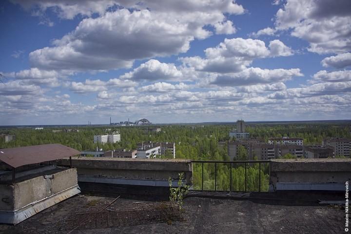 Мародёры Чернобыля (18)