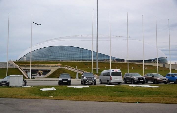 Олимпийский парк, год спустя (19)