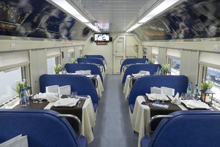 Новый двухэтажный поезд РЖД (24)