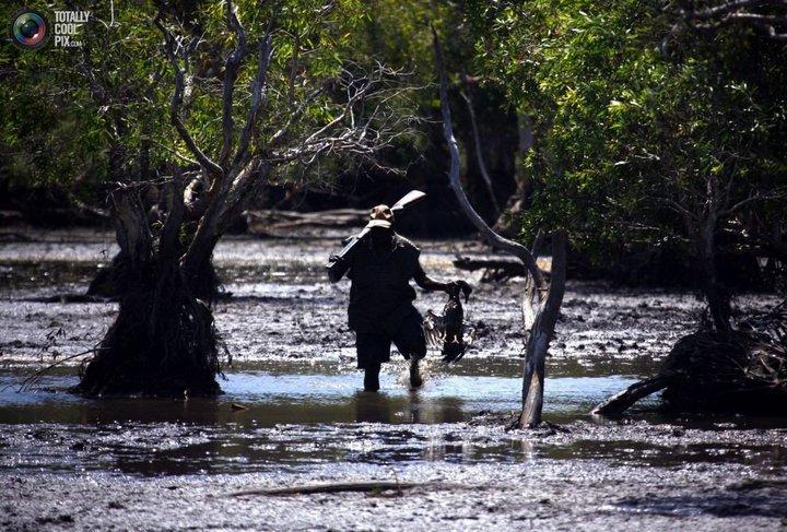 Как живут австралийские аборигены Йолнгу (25)