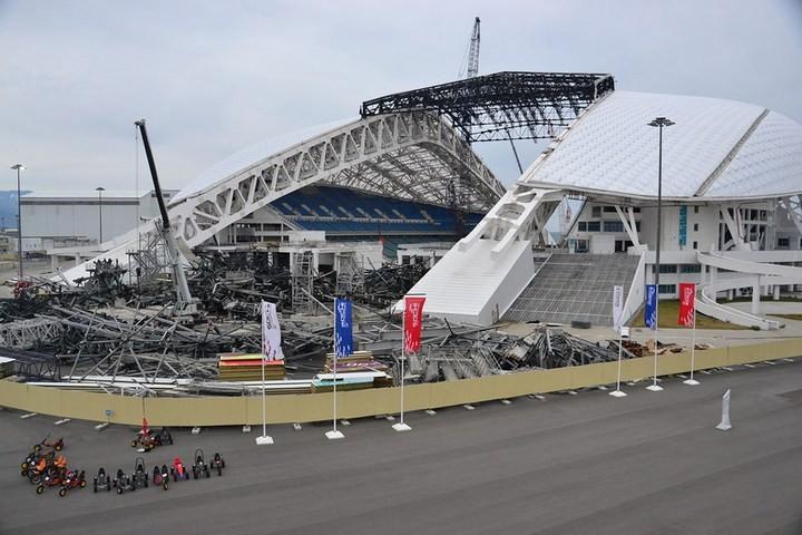 Олимпийский парк, год спустя (26)