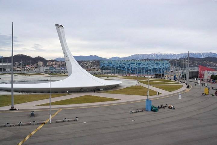 Олимпийский парк, год спустя (27)