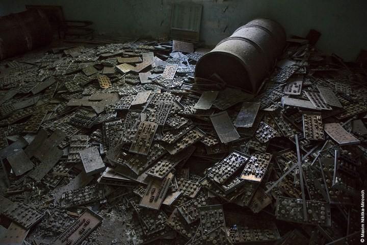 Мародёры Чернобыля (27)