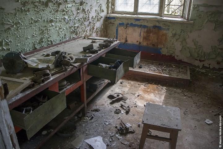 Мародёры Чернобыля (33)