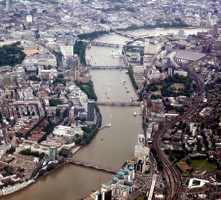 Достопримечательности Лондона (5)