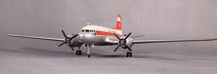 ГэДээРовские сборные модели самолётов (6)