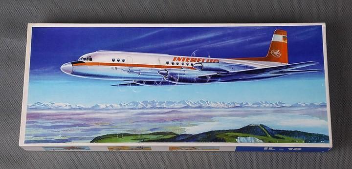 ГэДээРовские сборные модели самолётов (17)