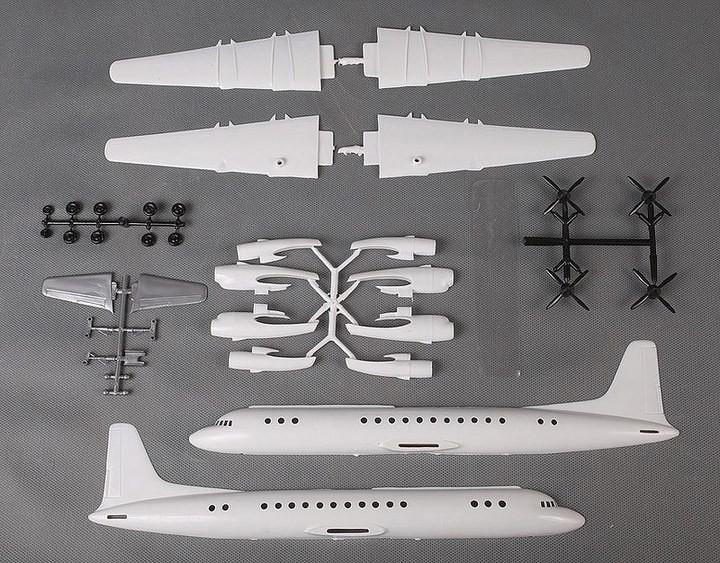 ГэДээРовские сборные модели самолётов (18)