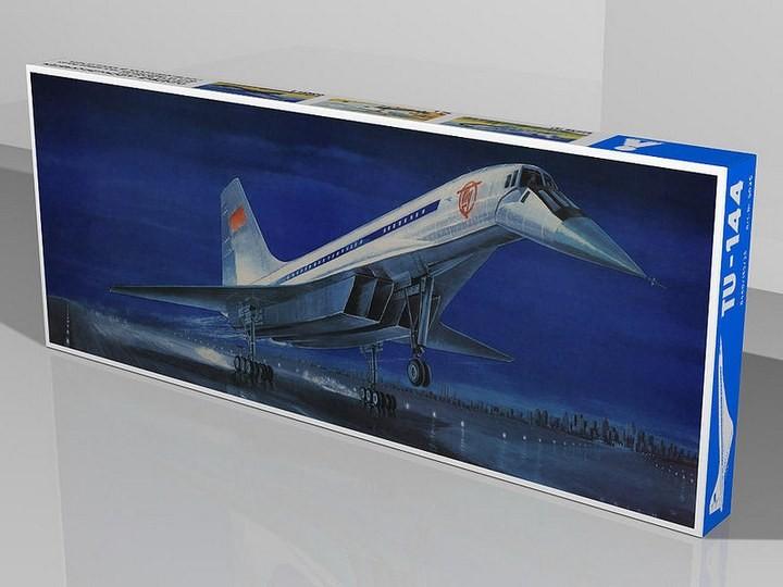 ГэДээРовские сборные модели самолётов (33)