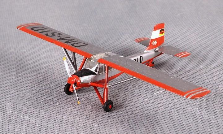 ГэДээРовские сборные модели самолётов (36)