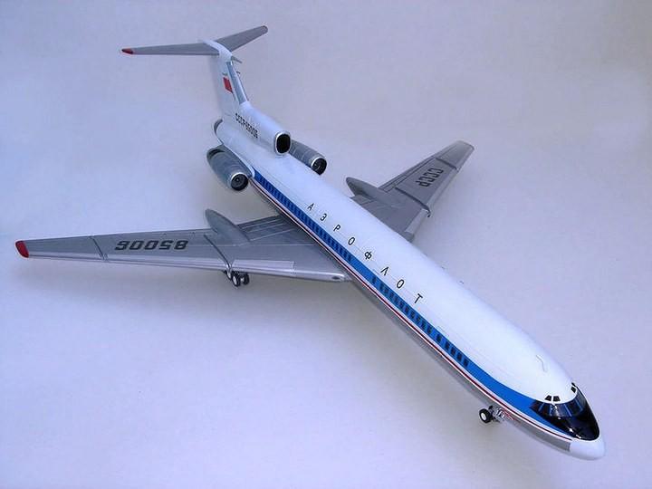ГэДээРовские сборные модели самолётов (51)