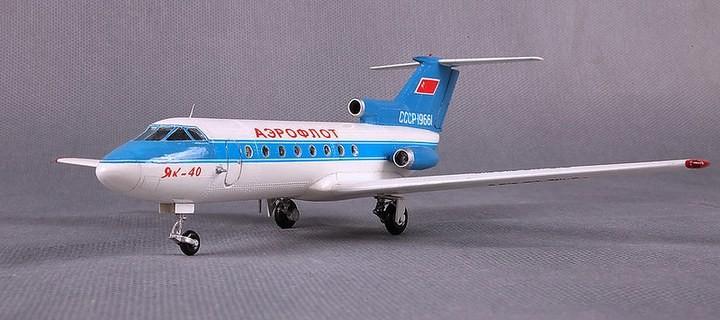 ГэДээРовские сборные модели самолётов (54)