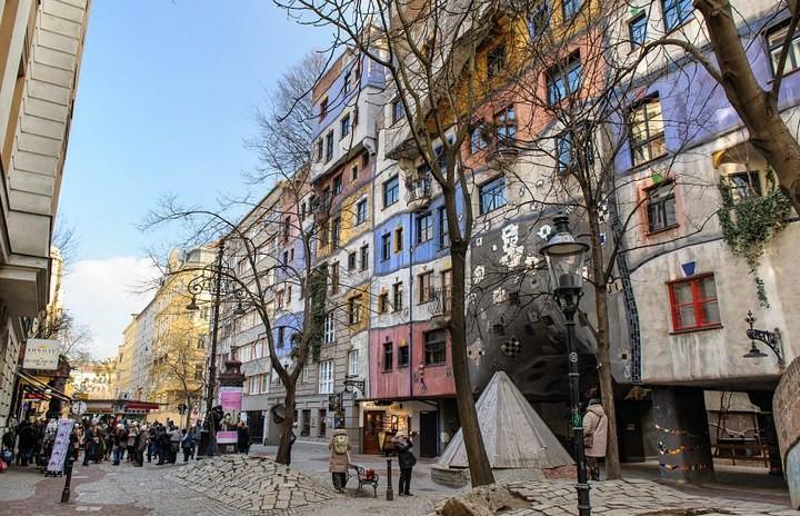 Необычный жилой дом в Вене (3)