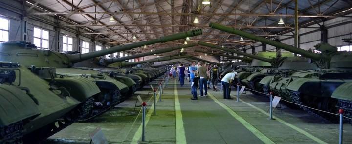 Топ лучших военных экскурсий из Москвы (3)