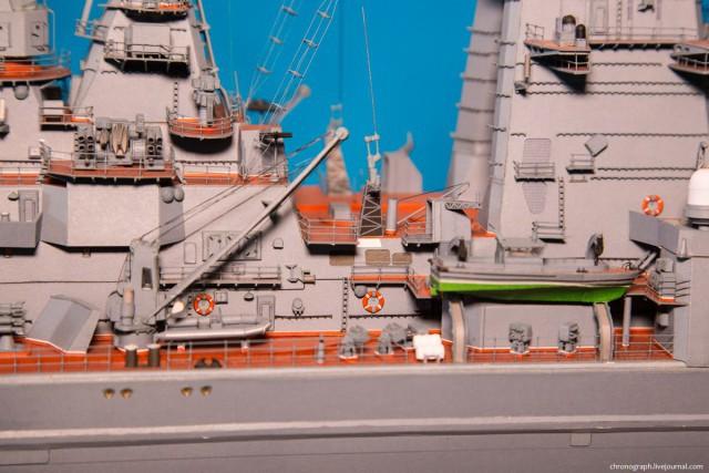 Потрясающие модели из бумаги от Алексея Рыжова (17)