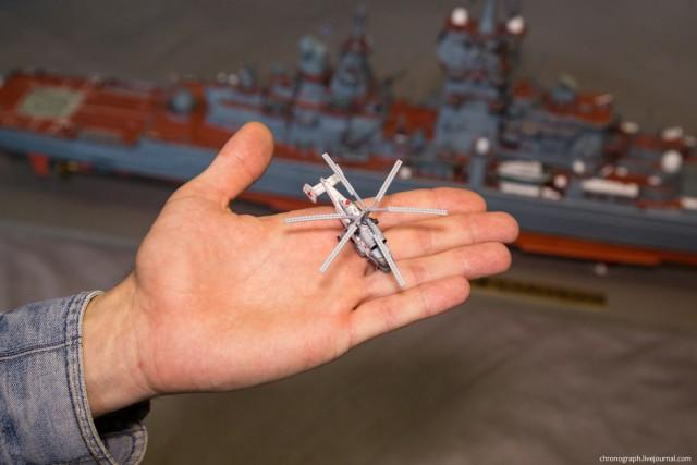 Потрясающие модели из бумаги от Алексея Рыжова (4)