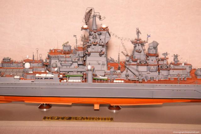 Потрясающие модели из бумаги от Алексея Рыжова (6)