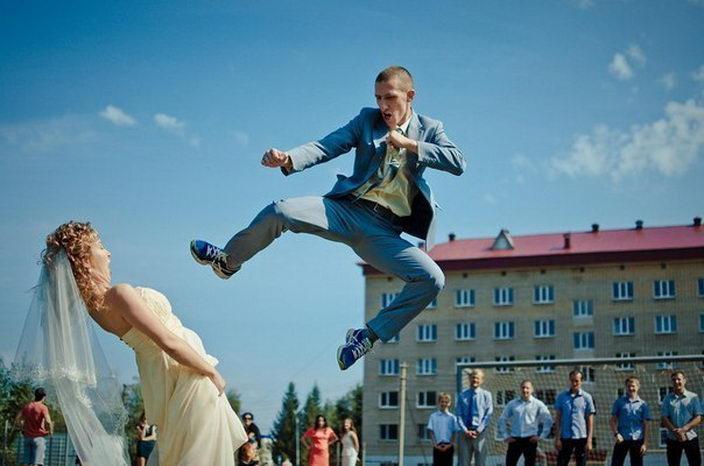 Ах эта свадьба, свадьба... Ну вы поняли... (20)
