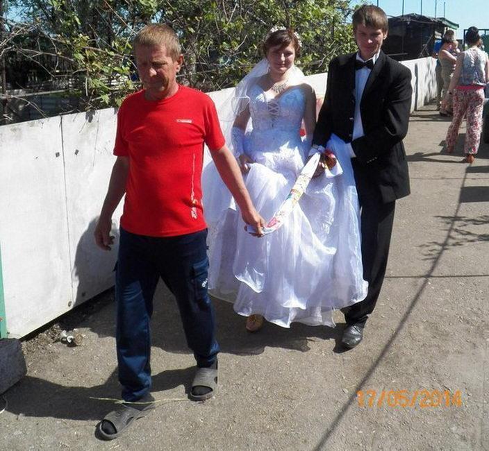 Ах эта свадьба, свадьба... Ну вы поняли... (15)