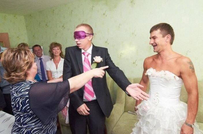 Ах эта свадьба, свадьба... Ну вы поняли... (1)