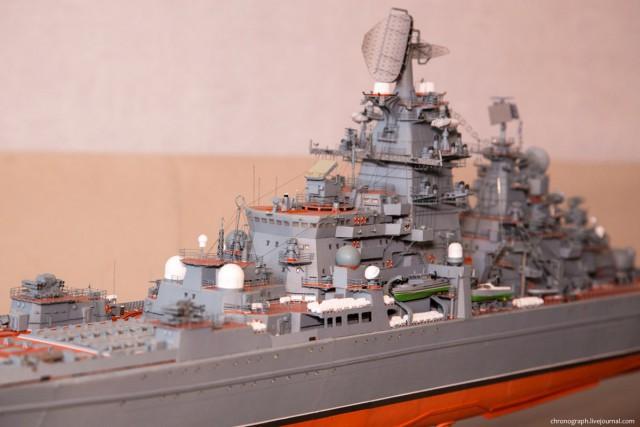 Потрясающие модели из бумаги от Алексея Рыжова (8)