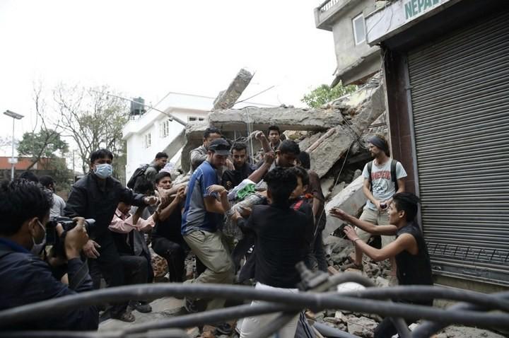 Землетрясение в Непале (4)