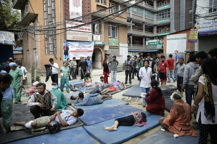 Землетрясение в Непале (5)