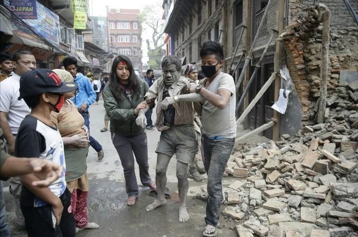 Землетрясение в Непале (10)