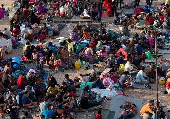 Землетрясение в Непале (12)