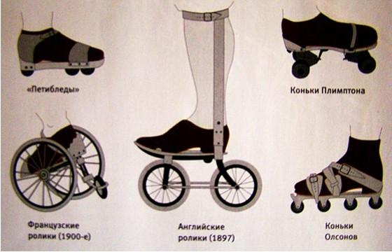 Роликовые коньки - символ сексуальной революции (2)
